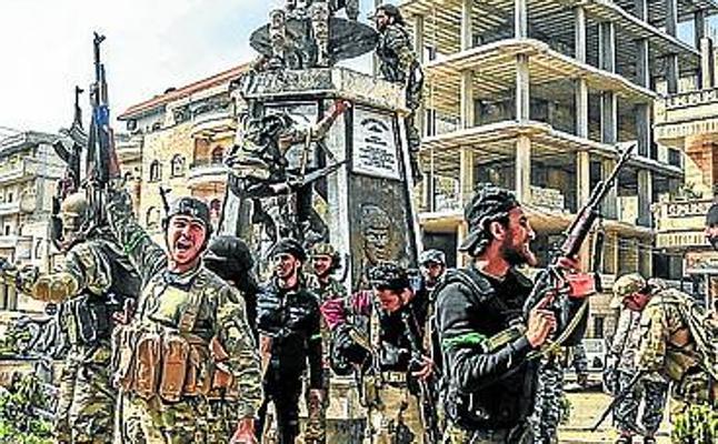 Siria: siete años de oscuridad