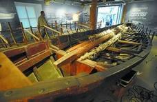 El museo naval se hace a la mar