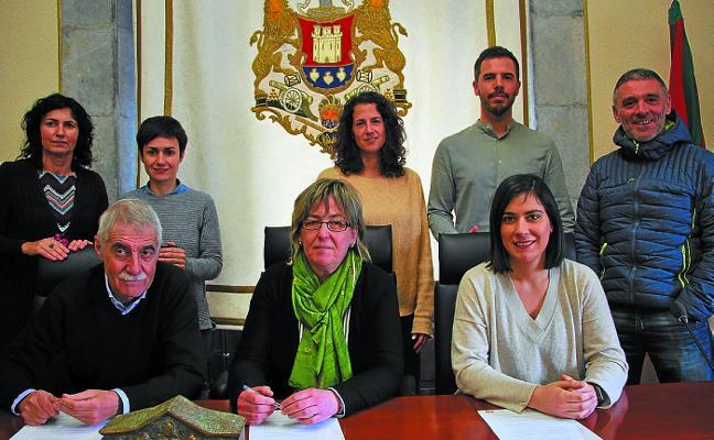 Subvención de 197.000 euros para Elgoibarko Izarra