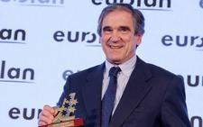 Luis Arconada: «Este premio, 30 años después, es muy bonito»