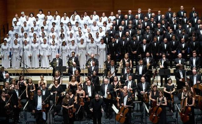 El Orfeón actuará en Róterdam y Bruselas este fin de semana