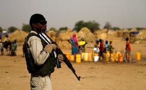 Boko Haram libera a 105 niñas secuestradas en Nigeria