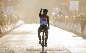 De Gendt arrebata el liderato de la Volta a Valverde