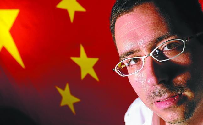 Zigor Aldama: «La revolución tecnológica que viene se pone en marcha ya en Shangai»