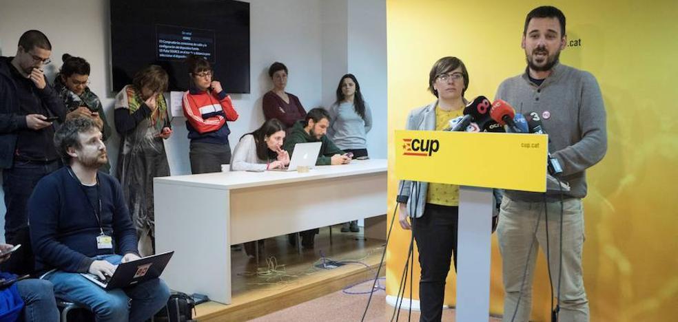 Detenida la concejal de la CUP de Reus que no se presentó a declarar ante el juez