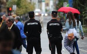 ERNE anuncia un preacuerdo sobre la movilidad geográfica y la edad mínima para dejar de patrullar en la Ertzaintza