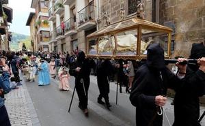 Una Semana Santa en Gipuzkoa que combina la religión con el turismo y la cultura