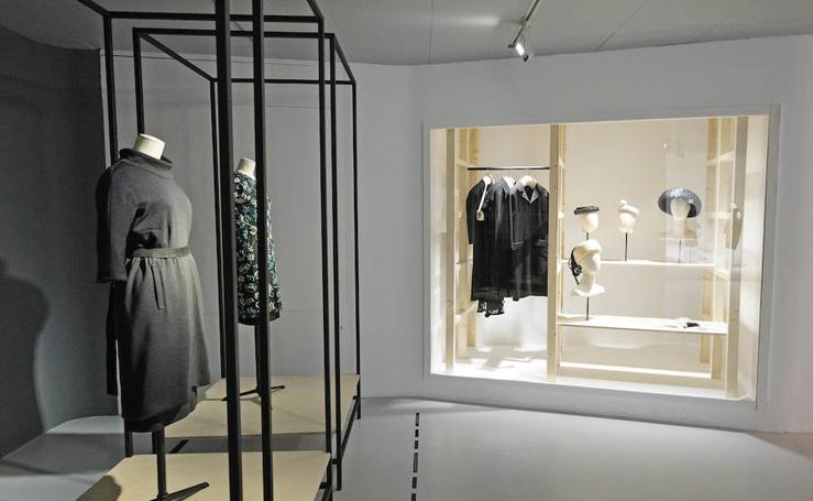 El Museo Balenciaga reflexiona sobre el valor patrimonial de la obra del modisto