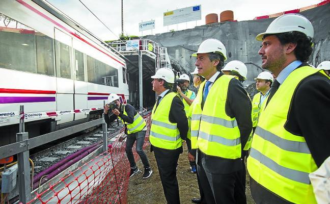 El parón en la obra del TAV prolonga las limitaciones en el servicio de Renfe