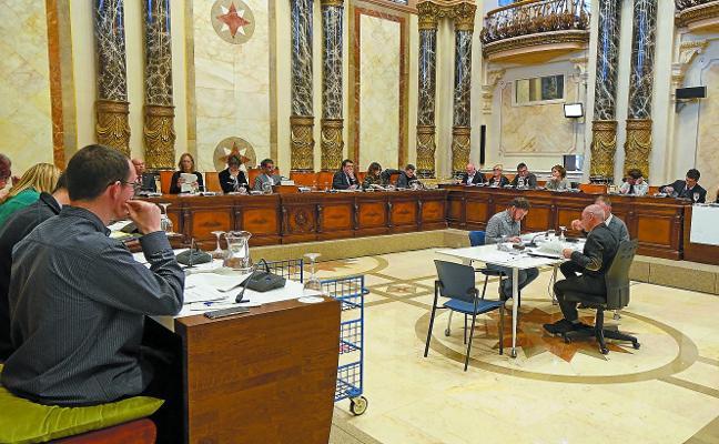 La Zurriola quedará excluida a partir de 2019 de la zona con libertad de horarios comerciales