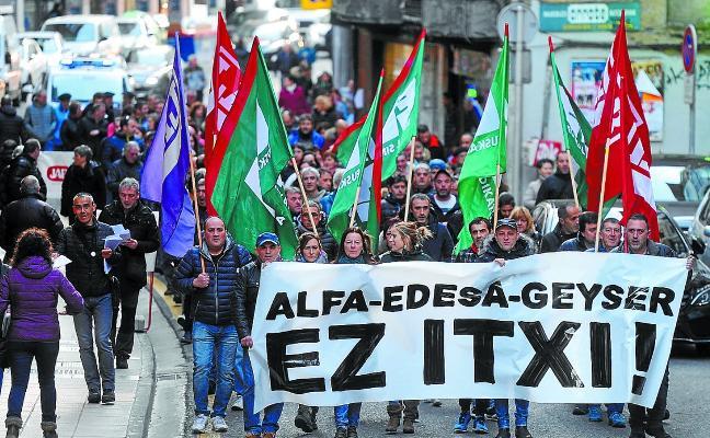 Trabajadores de Alfa PC y Edesa se unen contra la desindustrialización