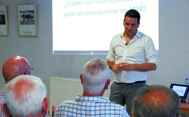 La creación de bidegorris centra las peticiones vecinales a la Diputación