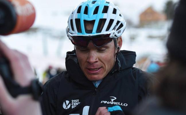 El Tour de Francia podría vetar a Froome si no se resuelve su caso