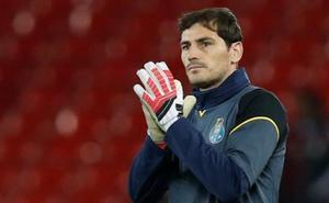 Iker Casillas encuentra a su doble