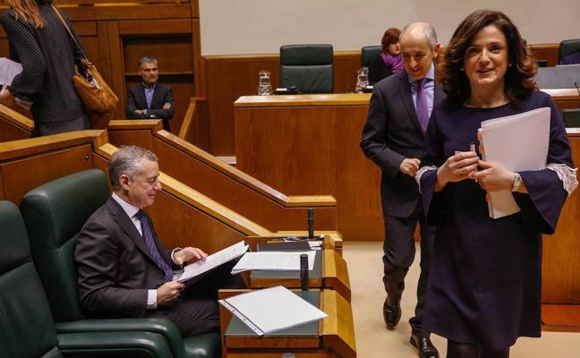 Urkullu insta al Gobierno español a garantizar unas pensiones suficientes