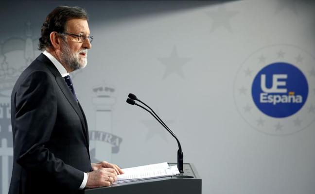 Rajoy no ve con buenos ojos una repetición de elecciones en Cataluña