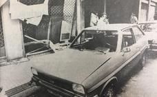 El artificiero asesinado por ETA en el barrio de Gros