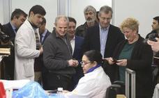 La Diputación de Gipuzkoa invierte 500.000 euros en la nueva planta de KL Katealegaia en Zarautz