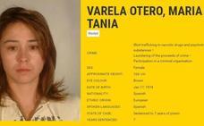 Detienen a la narcotraficante gallega Tania Varela, la más buscada en Europa
