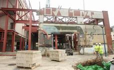 Las obras para hacer de Lekuona un equipamiento cultural acabarán en un año