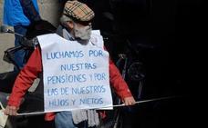 Tres de cada cuatro pensiones no perderán poder adquisitivo en 2018