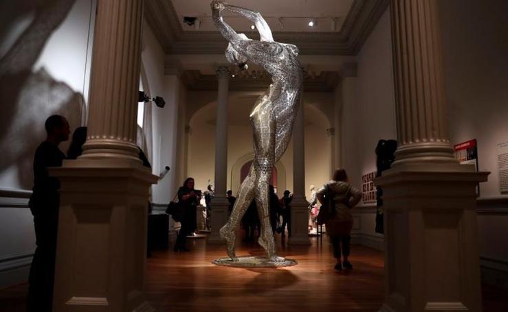 Esculturas monumentales en Washington