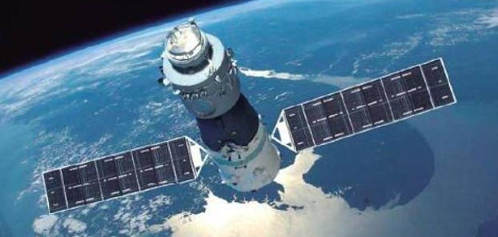 El laboratorio espacial chino se pulveriza sobre el Pacífico