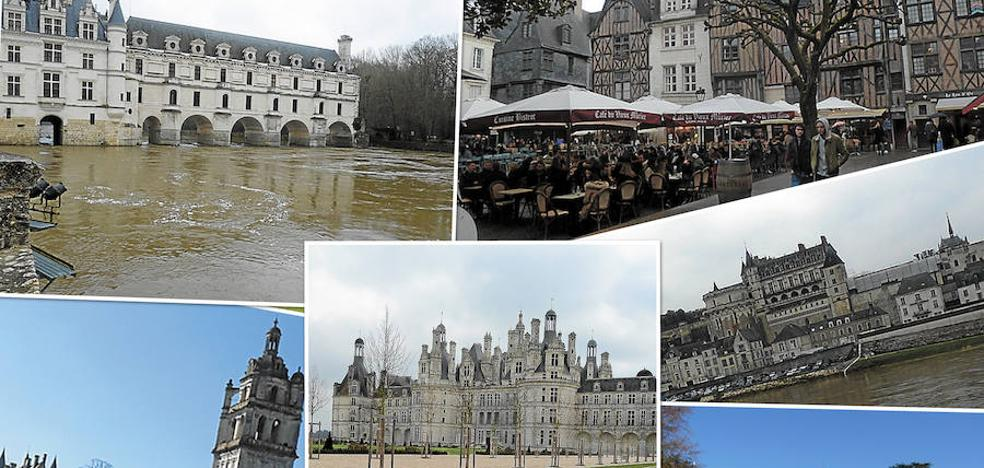 Valle del Loira: Un paisaje aristocrático