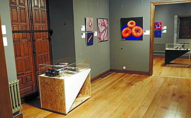 Laboratorium Museoa sumerge al visitante en la nanociencia