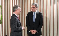 El presidente de Siemens certifica a Urkullu su apuesta por Euskadi