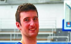 Joan Pardina (Jugador del Delteco GBC): «Estoy muy feliz en Donostia y quiero seguir creciendo en este equipo»