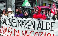 Continúan las movilizaciones de los trabajadores de la clínica de La Asunción