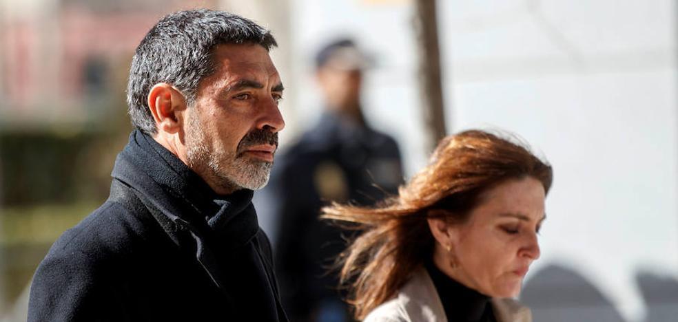 La juez Lamela procesa a la excúpula de los Mossos por delitos de sedición