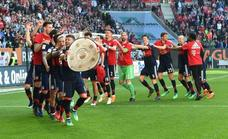 Sexta Bundesliga consecutiva para el Bayern