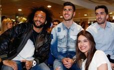 Twitter 'arde' con Ana Guerra y un famoso futbolista del Madrid: «Vaya mirada»