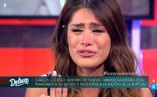 Miriam Saavedra habla sobre su ruptura con Carlos Lozano