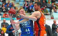 El invitado más especial de Gipuzkoa Basket