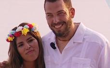 Isa Pantoja y Alberto Isla se casan en 'Supervivientes' con la bendición de Kiko