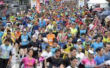 Se mantiene la participación en la Media Maratón de Donostia
