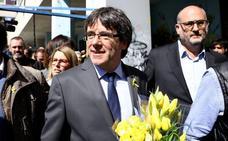 El tribunal alemán cuestiona también el delito de malversación contra Puigdemont