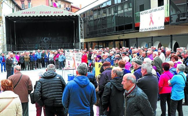 Nueva movilización de la Coordinadora local de Jubilados y Pensionistas