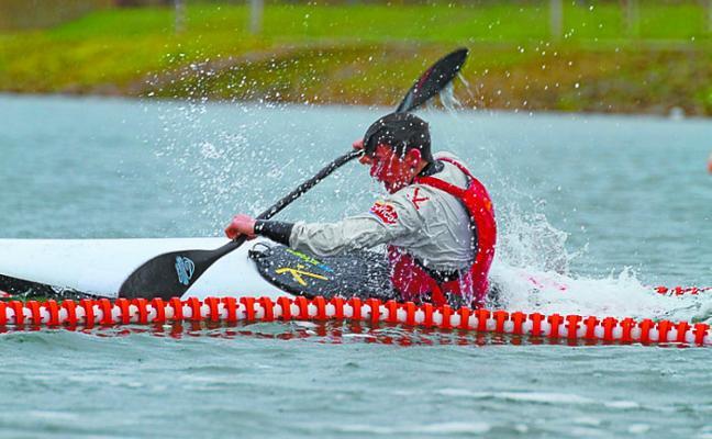 Oier Rodríguez sigue peleando por ir a los Juegos Olímpicos de la Juventud
