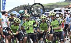 El Euskadi-Murias, invitado a la Vuelta a España