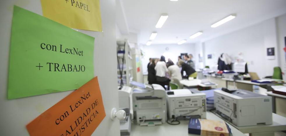 74 usuarios de LexNET vieron 432 documentos sin autorización tras el fallo de seguridad