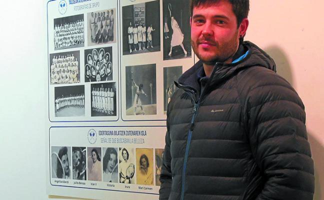 El documental 'Raketistak, lehen eta orain' se proyecta mañana en Biteri