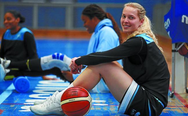 «La clave para ganar es la defensa», dice Ellen Nystrom