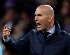Zidane: «Fue penalti y ya está»