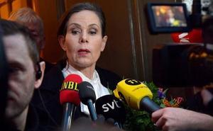 La Academia Sueca destituye a su secretaria permanente en medio del escándalo de acoso sexual