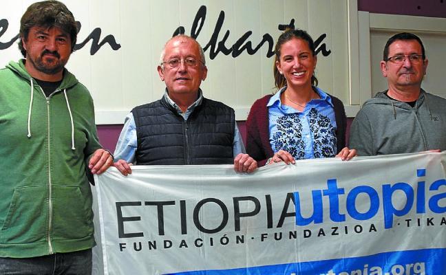 Concierto solidario con Etiopía