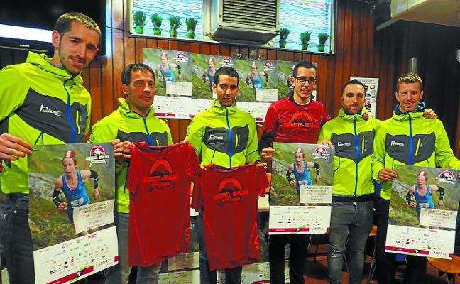 La IV Arrasate-Udalatx contará con 354 corredores en la línea de salida
